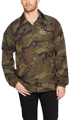 HUF Men's Triple Triangle Coaches Jacket