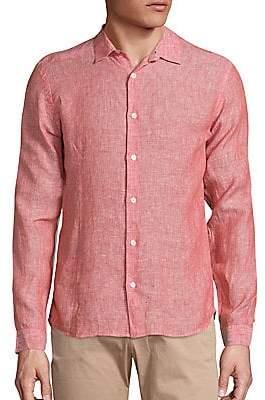 Orlebar Brown Men's Meden Tailored Shirt