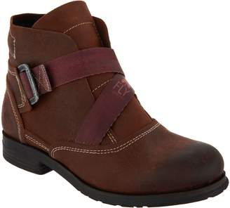 Fly London Leather Ankle Boots - Saji