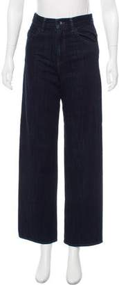 Helmut Lang High-Rise Flared Jeans w/ Tags