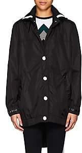 NO KA 'OI No Ka'Oi Women's Uwi Uwi Button-Detail Jacket-Black