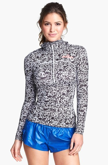 adidas by Stella McCartney 'Run' Hooded Sweatshirt