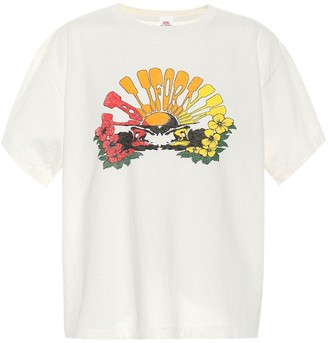 RE/DONE x Hanes printed cotton T-shirt