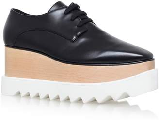 Stella McCartney Elyse Platform Brogues 80