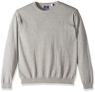 Gant Men's Lightweight Cotton Crewneck Sweater
