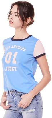Juicy Couture Los Angeles 01 Colorblock Tee