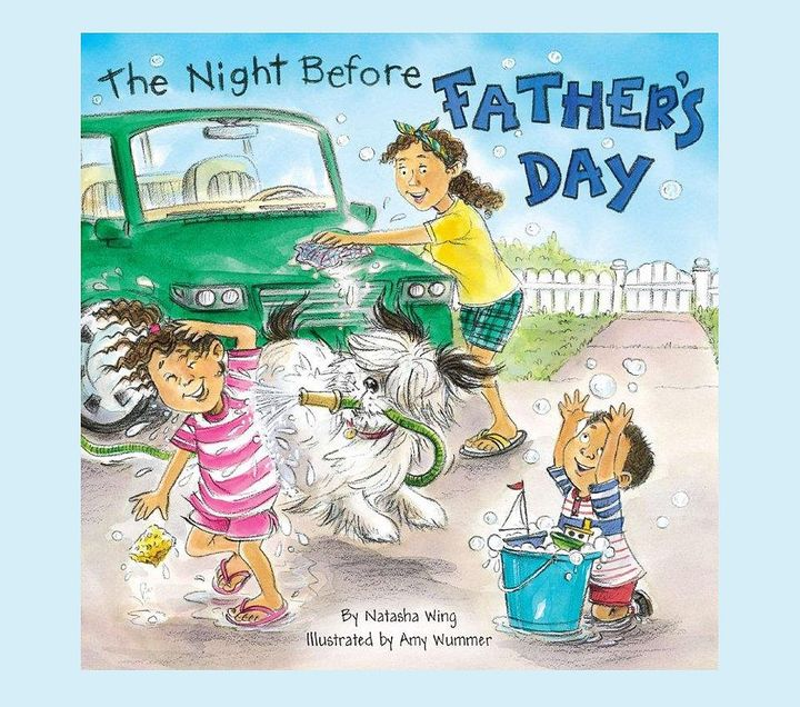 Pottery Barn Kids The Night Before Father's Day by Natasha Wing