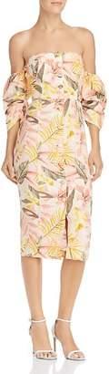Joie Seldy Off-the-Shoulder Dress