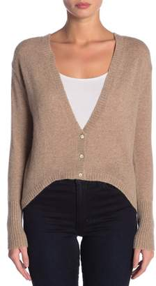 Portolano Button Front Cardigan