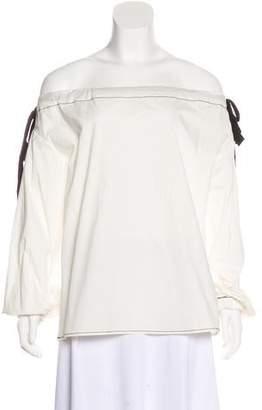 Rejina Pyo Off-The-Shoulder Blouse