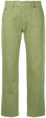 Jacquemus ankle grazer trousers