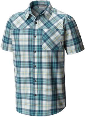 Columbia Men's Thompson Hill Plaid Shirt