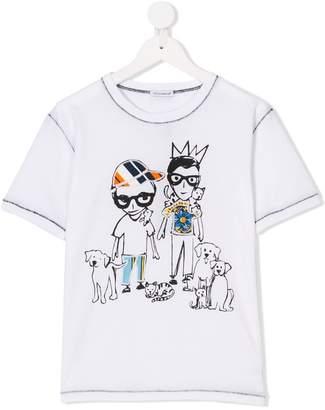 Dolce & Gabbana Family T-shirt