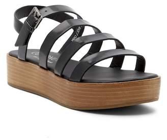 Matisse Riot Platform Sandal