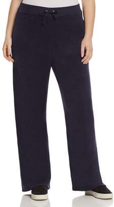 Juicy Couture Black Label Plus Black Label Mar Vista Microterry Track Pants - 100% Exclusive