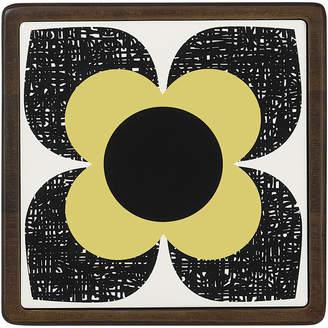 Orla Kiely Scribble Square Flower Trivet