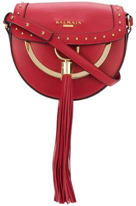 Balmain Domaine flap bag