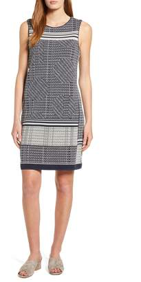 Nic+Zoe Forefront Sleeveless A-Line Dress