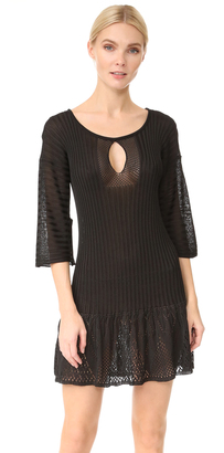 Fuzzi Mini Dress $425 thestylecure.com
