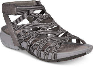 Bare Traps Baretraps Sammie Rebound Technology Strappy Wedge Sandals Women's Shoes