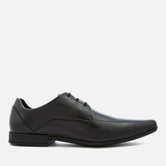 Clarks Men's Glement Over Leather Derby Shoes