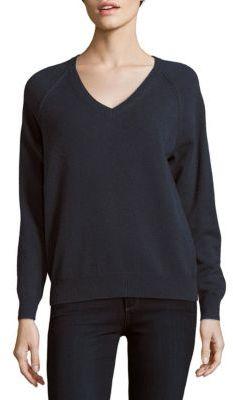 Max MaraSolid Cashmere Pullover