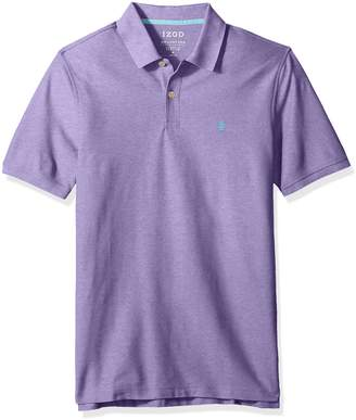 Izod Men's Advantage Performance Solid Polo (Regular Slim Fit)