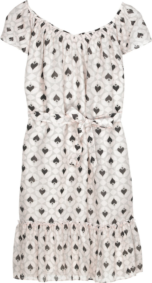 Alice by Temperley Carrie printed silk-cotton dress