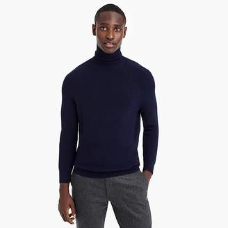 J.Crew Destination merino wool saddle-sleeve turtleneck sweater