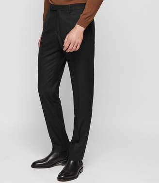 Reiss Wilcox T Slim-Fit Wool Trousers