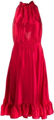 MSGM evening dress