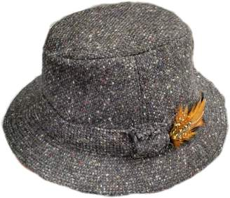 6fcacd012e236 Hanna Hats Men s Donegal Tweed Original Irish Walking Hat