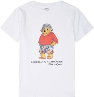 Ralph Lauren Beachwear Polo Bear T-Shirt