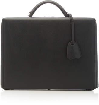 Mark Cross Exclusive Grant Saffiano Briefcase
