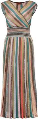 Missoni Fitted Midi Dress