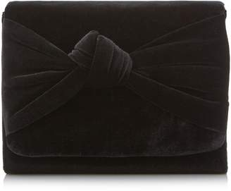 Head Over Heels Bernette Knot Detail Clutch Bag