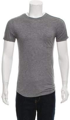 Helmut Lang Basic Short Sleeve Top