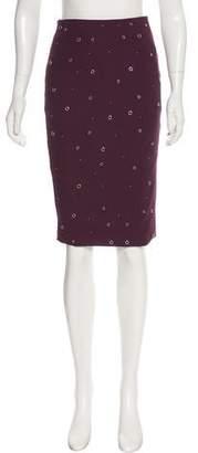 Elizabeth and James Embellished Knee-Length Skirt w/ Tags