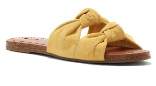 Women's Ed Ellen Degeneres Shiri Slide Sandal $88.95 thestylecure.com
