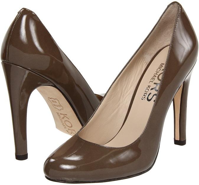 KORS Glitter (Nude) - Footwear
