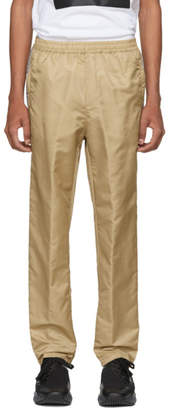 Opening Ceremony Khaki Limited Edition Warm Up Track Pants