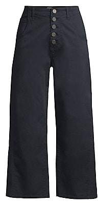 Joie Women's Cassedy Cropped Flare Pants
