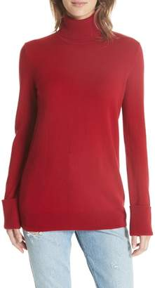 Equipment Ully Cashmere Turtleneck Sweater