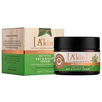 Akin A'kin Oil Control Mattifying Day & Night Cream 50 mL