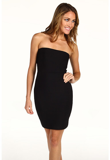 BCBGMAXAZRIA Alyona Strapless Dress
