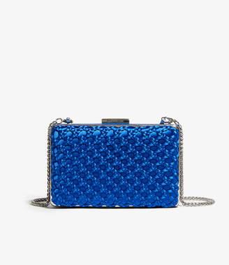 321e9874e7fc4 Blue Box Clutch Bag - ShopStyle UK