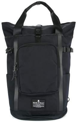 Makavelic two way backpack
