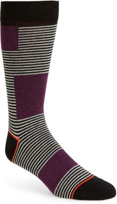 Ted Baker Myyro Stripe Socks