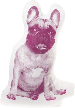 Areaware French Bulldog Cushion