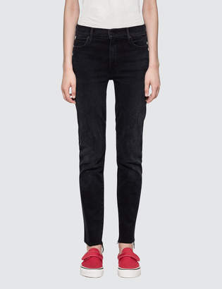 Mother The Rascal Ankle Snippet Jeans